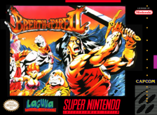 Breath of Fire II Nintendo Super NES cover artwork