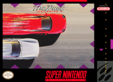 Duel, The - Test Drive II Nintendo Super NES cover artwork
