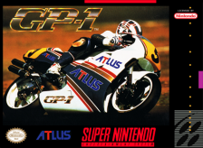 GP-1 Nintendo Super NES cover artwork