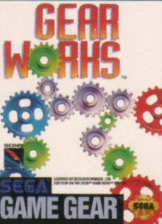Gear Works Sega Game Gear cover artwork