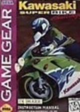 Kawasaki Superbike Challenge Sega Game Gear cover artwork