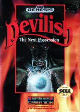 Devilish - The Next Possession Sega Genesis cover artwork