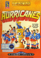 Hurricanes Sega Genesis cover artwork