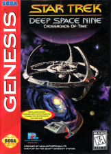 Star Trek - Deep Space Nine - Crossroads of Time Sega Genesis cover artwork