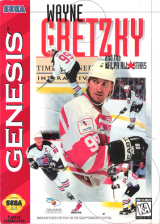 Wayne Gretzky and the NHLPA All-Stars Sega Genesis cover artwork