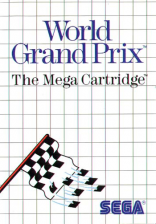 World Grand Prix Sega Master System cover artwork
