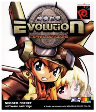 Evolution - Eternal Dungeons SNK Neo Geo Pocket cover artwork