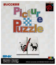 Picture Puzzle SNK Neo Geo Pocket cover artwork
