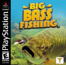 Big Bass Fishing Sony PlayStation cover artwork