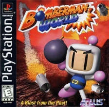 Bomberman World Sony PlayStation cover artwork