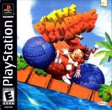 Bombing Islands, The Sony PlayStation cover artwork