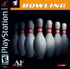 Bowling Sony PlayStation cover artwork