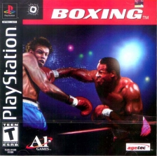 Boxing Sony PlayStation cover artwork