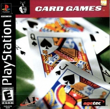 Card Games Sony PlayStation cover artwork