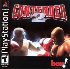 Contender 2 Sony PlayStation cover artwork