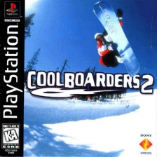 Cool Boarders 2 Sony PlayStation cover artwork