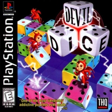 Devil Dice Sony PlayStation cover artwork