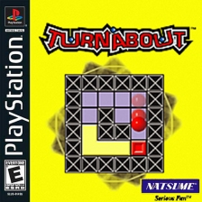 Turnabout Sony PlayStation cover artwork