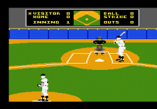 Pete Rose Baseball ingame screenshot