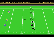 Touchdown Football ingame screenshot