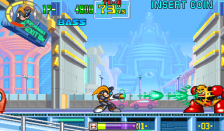 Mega Man: The Power Battle ingame screenshot
