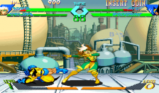 X-Men Vs. Street Fighter ingame screenshot