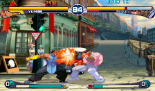 Street Fighter III 2nd Impact : Giant Attack ingame screenshot