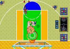 Dunk Shot ingame screenshot