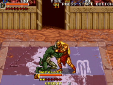 Mutant Fighter ingame screenshot