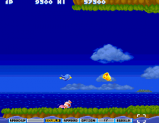 Parodius DA ! ingame screenshot