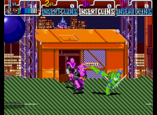 Teenage Mutant Ninja Turtles - Turtles in Time ingame screenshot