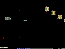 R-Type Complete CD ingame screenshot