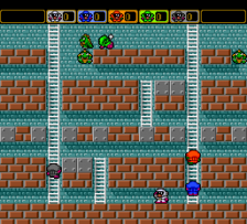 Battle Lode Runner ingame screenshot
