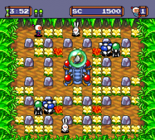Bomberman '94 ingame screenshot