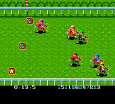 World Jockey ingame screenshot