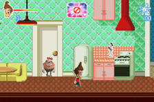Adventures of Jimmy Neutron Boy Genius, The - Attack of the Twonkies ingame screenshot