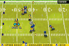 Backyard Sports - Football 2007 ingame screenshot