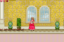Barbie in the 12 Dancing Princesses ingame screenshot