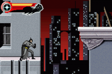 Batman - Rise of Sin Tzu ingame screenshot
