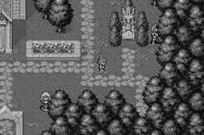 Breath of Fire II ingame screenshot