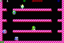 Bubble Bobble - Old & New ingame screenshot