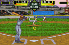 Crushed Baseball ingame screenshot