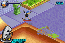 Disney Sports - Skateboarding ingame screenshot