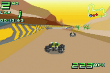 Drome Racers ingame screenshot