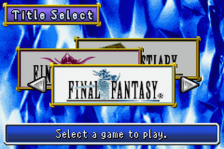 Final Fantasy I & II - Dawn of Souls ingame screenshot
