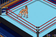 Fire Pro Wrestling 2 ingame screenshot