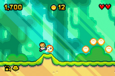 Go! Go! Beckham! - Adventure on Soccer Island ingame screenshot
