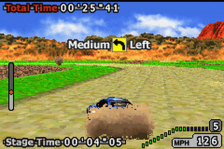 GT Advance 2 - Rally Racing ingame screenshot