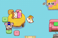 Hamtaro - Ham-Ham Heartbreak ingame screenshot