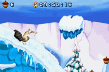 Ice Age 2 - The Meltdown ingame screenshot
